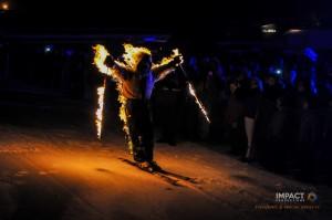 IP Skishow burning man 1