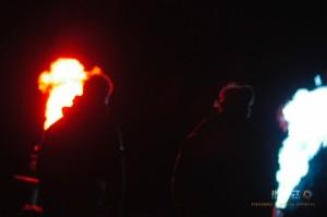 IP Skishow flammenprojektor 1