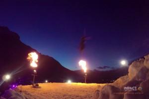 IP Skishow flammenprojektor 10