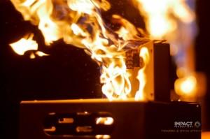 IP Skishow flammenprojektor 3