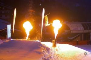 IP Skishow flammenprojektor 5