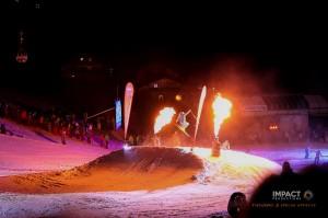 IP Skishow flammenprojektor 8