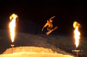 IP Skishow flammenprojektor 9